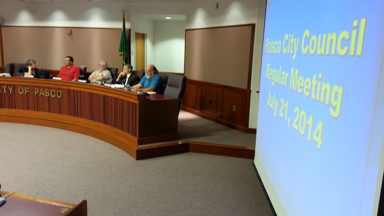 Monday night, Pasco City Council Members voted to ban recreational and medical marijuana sales, processing and growing in the city.