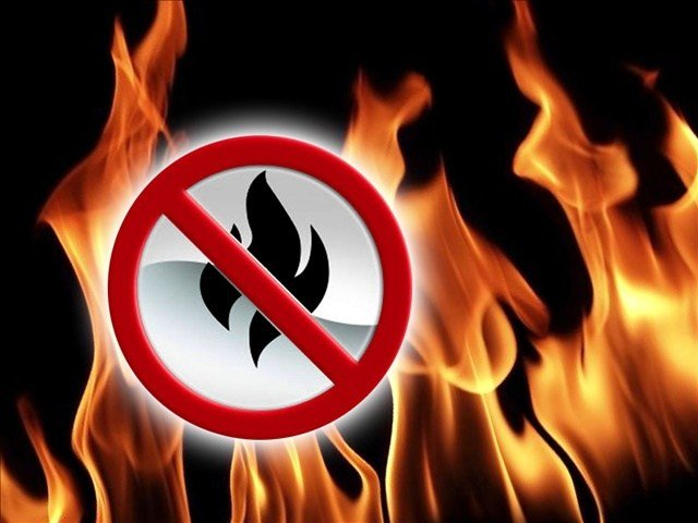 Stage 1 burn ban declared in Yakima County.