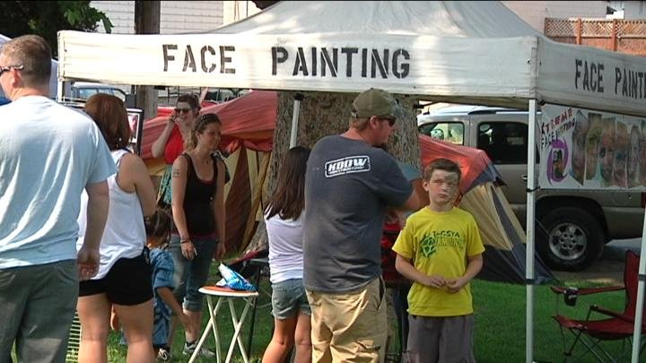 Benton City Daze was celebrated by residents.
