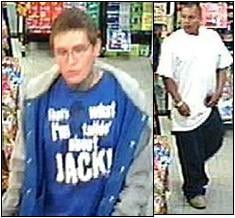 Richland police need your help finding two suspects accused of stealing a pickup truck.