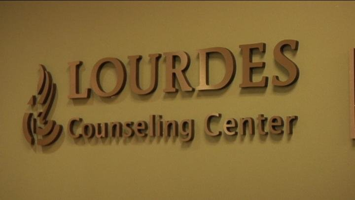 Lourdes Counseling Center opened its facility Monday.