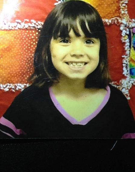 "Authorities say the person who might be responsible for the disappearance of a 6-year-old Washington girl would have been ""covered in mud."""