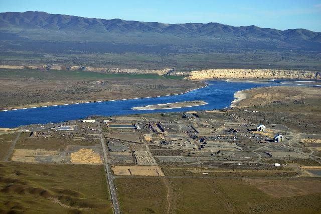 A contractor for Hanford has removed 680 pounds of contamination from Hanford groundwater.