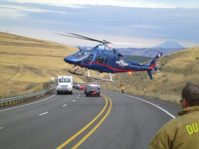 Oregon State Police are investigating after a fatal accident Thursday on Highway 197 south of The Dalles.