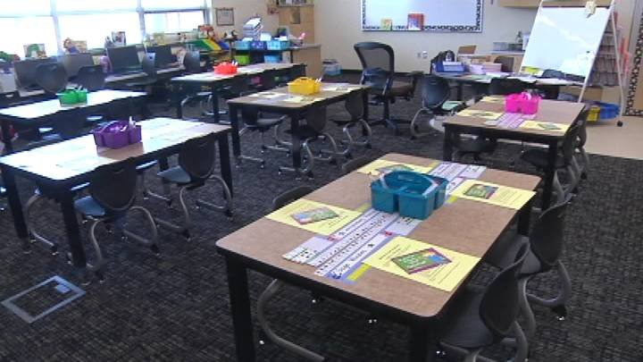 Another big milestone for the Kennewick School District as one of their elementary schools is ready for students again, after a year of renovations.