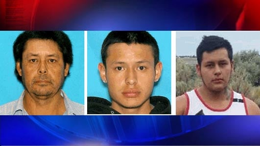 New persons of interest named in Benton Co. triple homicides