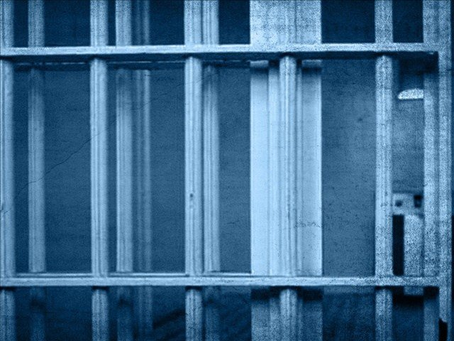 Two people are sitting in the Franklin County Jail after they tried to burglarize a house in Pasco Friday night.