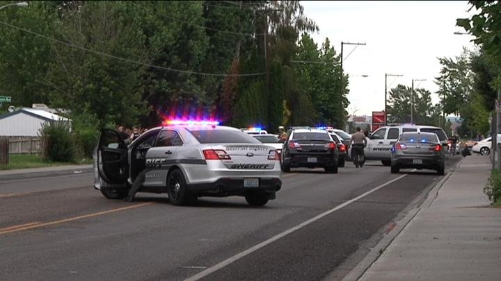 After an investigation into an officer involved shooting which led to the death of Aaron Wright, 32 on June 27th, 2014, the Special Investigations Unit has determined that Kennewick Officers Santoy and Kuhn were justified in the shooting.