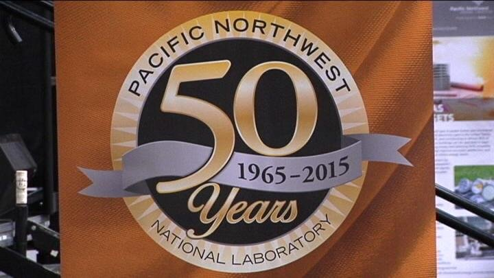 Pacific Northwest National Laboratory is celebrating half a century of being part of the Tri-Cities community.