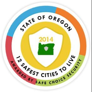 Safe Choice Security has compiled a list of the 12 safest cities in Oregon. Umatilla made the list as number 6.