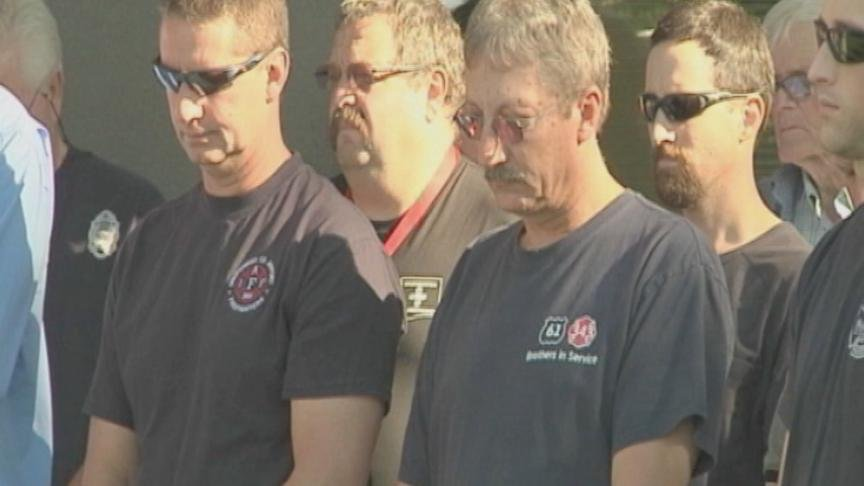 The Yakima Fire Department will hold a remembrance Thursday morning for those who died in the 9/11 terrorist attacks 13 years ago in New York City, Washington D.C. and in the plane that crashed in a field in Pennsylvania.