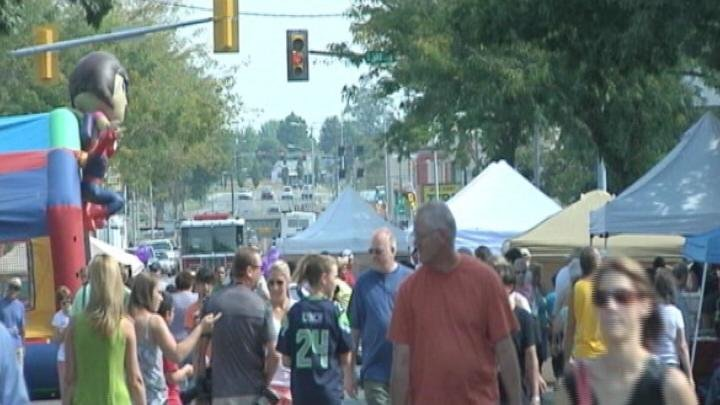 The Fiery Foods Festival took place Saturday in Downtown Pasco.