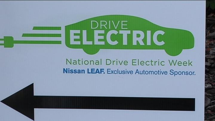 There is a local group trying to show people how simple it can be to drive electric.