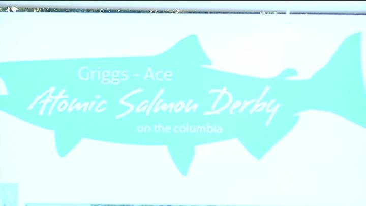 The derby helped raise funds for Salmon in the Classroom.