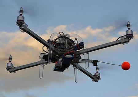 Drones cleared for liftoff in Pendleton for tests