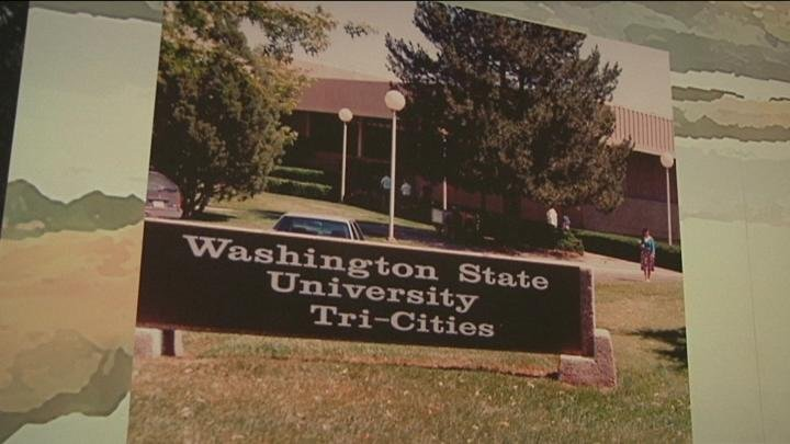 Over at WSU Tri-Cities they're looking back to look forward. The campus is celebrating their 25th anniversary this week.