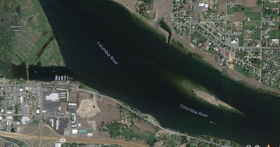 Army Corps of Engineers closes island in Columbia River