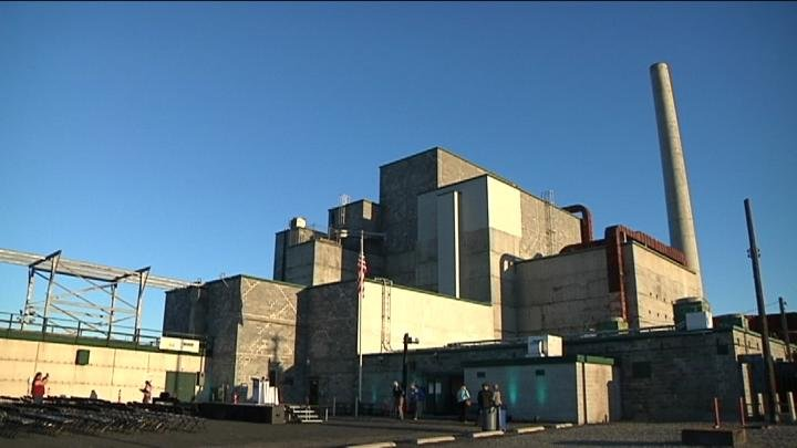 People celebrated the B Reactor's 70th Anniversary by taking public tours and hearing live music.