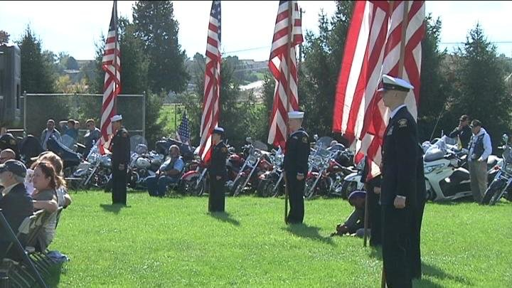 Fallen Heroes were honored Sunday by their family and friends.