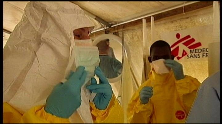 With growing Ebola concerns around the world, local hospitals are prepared for the worst.