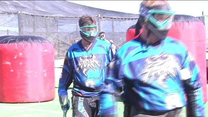 Red Dot Paintball hosted the National Speed League 2014 Championship.