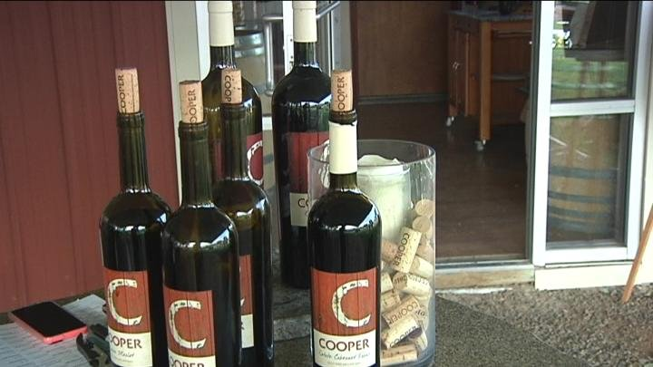 Red Mountain Wineries supported Uncork the Cure this weekend.