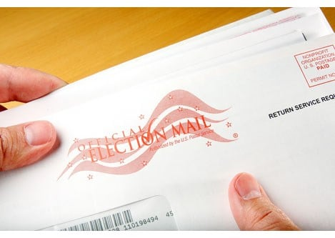 If you are a registered voter in Washington State, your ballot and voter's pamphlet should come in the mail next week. They will include the state candidates and the three statewide initiatives.