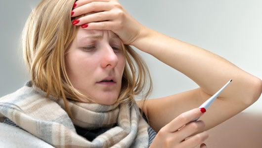 Flu Season has arrived early in the Tri-Cities.