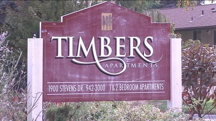 Timbers Apartments won the Green Business of the Year award from the City of Richland.