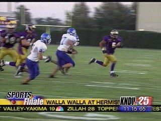 Walla Walla at Hermiston