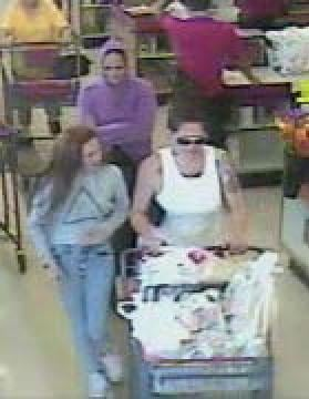 Women accused of using stolen EBT card