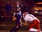 Catch of the Night!  Completed for a TD at the Prosser visiting Ellensburg game.