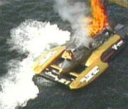 Fire Photo Courtesy KIRO-TV