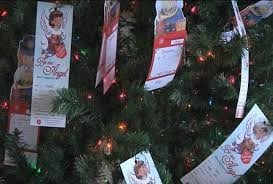Salvation Army Christmas Angel registration next week