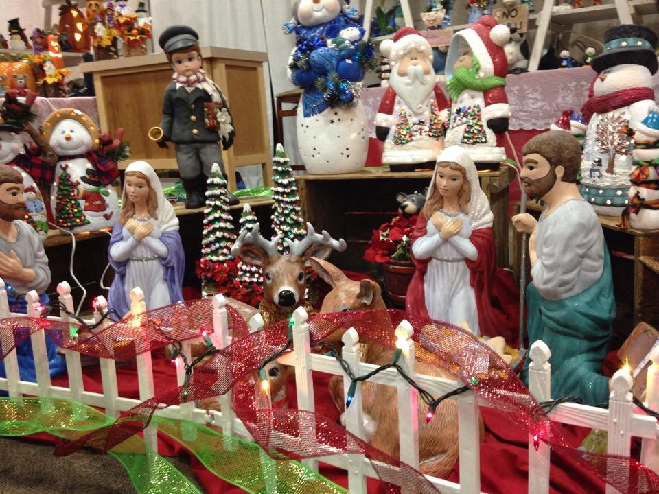 custer s annual christmas arts and crafts show is back in On craft shows spokane wa