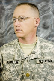 Maj. Alan Johnson