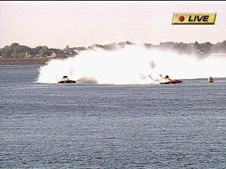 KNDU-TV Live Coverage of 2006 Dash for Cash