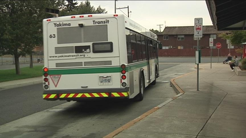 number of items that could change the transportation options in Yakima ...