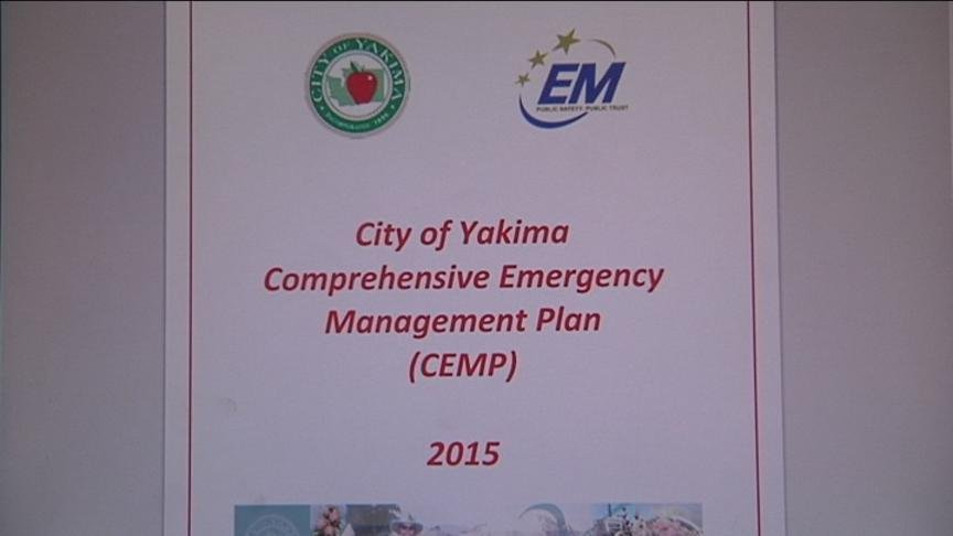 Months after the city of Yakima cut ties with the county's Office of Emergency Management, city leaders now have a plan that would make Yakima a disaster resilient city. The city manager has already given his stamp of approval on this new plan that would