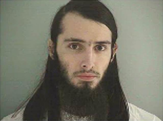 Police arrested a man who was planning a terrorist attack on the U.S. Capitol.