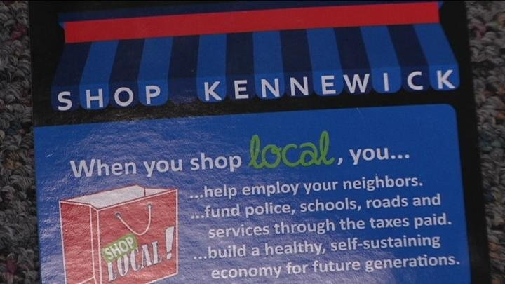 The City of Kennewick is starting a new initiative to promote local businesses.