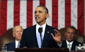 President Obama heads into his next-to-last State of the Union Address Tuesday night.
