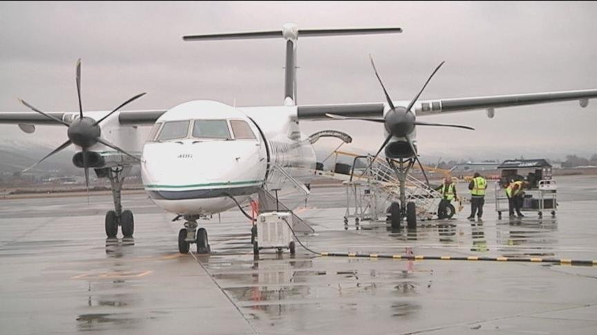 The goal established by the City of Yakima to increase the number of passengers flying in and out of the Yakima airport in 2014 has been met and exceeded.