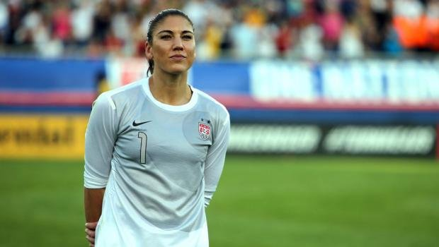 U.S. Soccer has suspended goalkeeper Hope Solo from the U.S. Women's National Team for 30 days. The suspension is effective immediately.