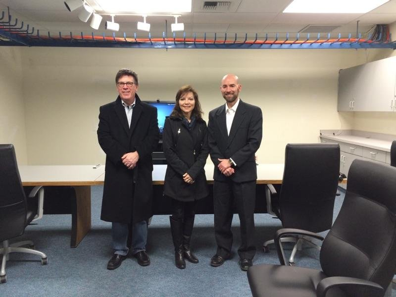 Remote Legislative Testimony System at CBC in Pasco Passes Test