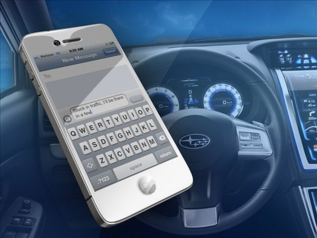 Walla Walla Officers on the lookout for drivers who are on their phone.