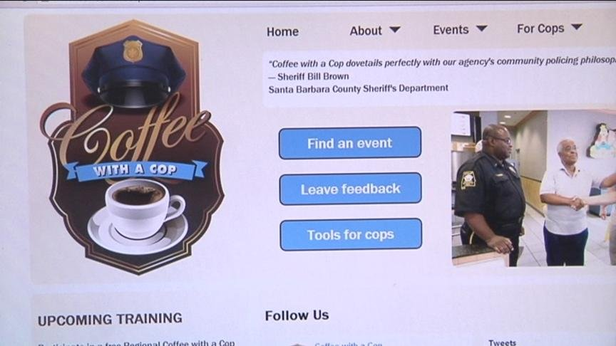 You can enjoy a cup of coffee with a police officer in Yakima as the department kicks of a new program called Coffee With A Cop.