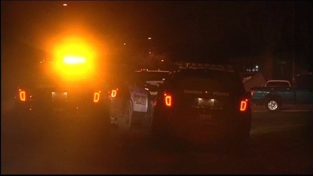 Police in Yakima are working to figure out what led to a shooting at a vacant house in Yakima early Monday morning.