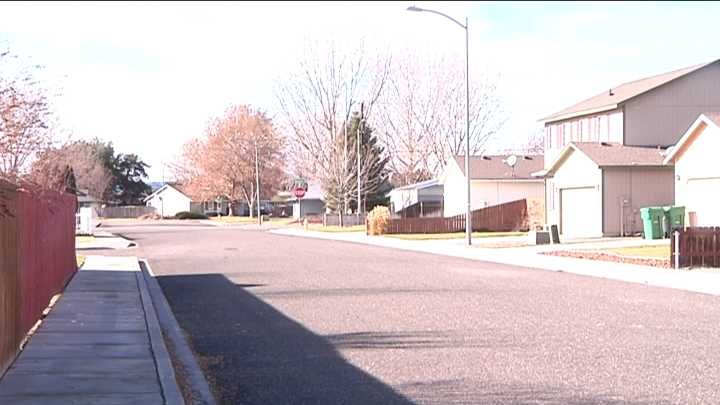 """It makes you wanna watch around the neighborhood a little bit,"" explained Blake."