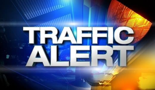 Delays expected on I-84 on Friday.
